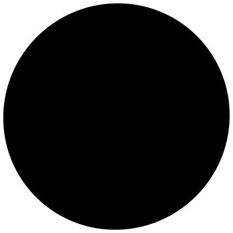 Circle Black black circle medassurance
