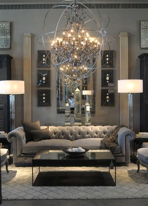 look inside restoration hardware s new rh atlanta design