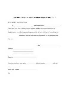 Notarized Letter For Child Support by Best Photos Of Writing A Notarized Statement Sle Notarized Letter Template Sle