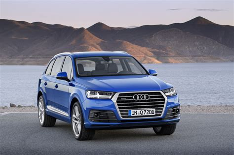 Audi 7 Seater Suv by Audi Q7 Second Generation 7 Seater Suv Debuts Image 336987