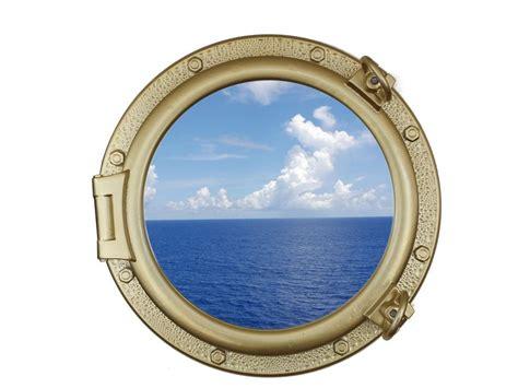 porthole windows for houses buy gold finish decorative ship porthole window 20 inch nautical