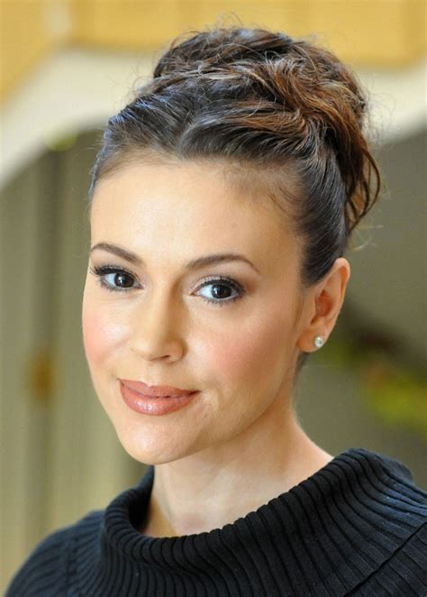 millisa milanos hair 24 best images about alyssa milano on pinterest short