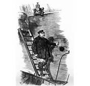 Der Lotse Geht Von Bord Im M&228rz 1890 Bittet Bismarck Um Seine