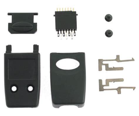 Connector Charger Nokia 5110 6110 6150 6310 Original connector for nokia 5110 5130 6110 6210 6250 6310 7 pin