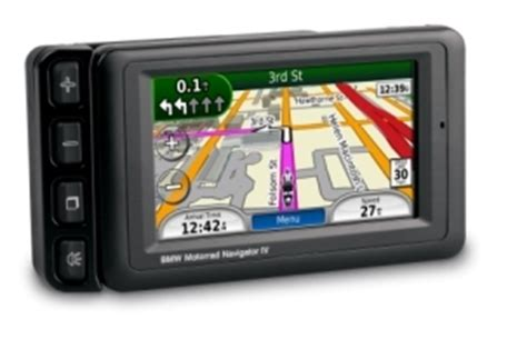 Motorrad Navigator Iv by Bmw En Garmin Ontwikkelen Samen Motornavigatiesysteem