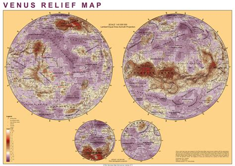 venus map only edition