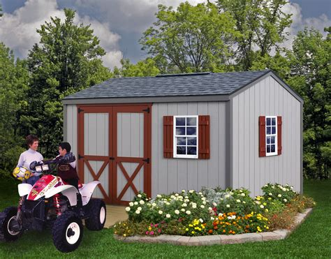 Outdoor Shed Kits Cypress Shed Kit Storage Shed Kit By Best Barns