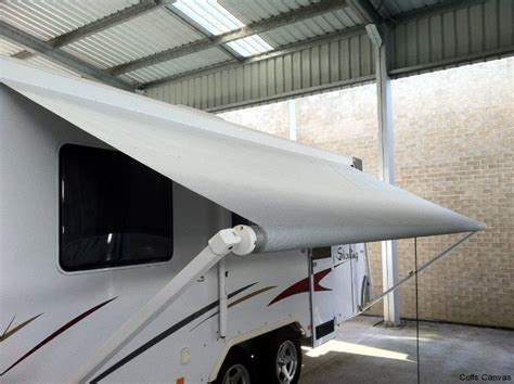 Cer Roll Out Awning by Caravan Annexes 171 Coffs Canvas