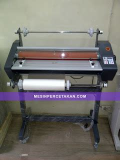 Mesin Laminating Roll 2 Sisi mesin laminating window murah mesin finishing percetakan