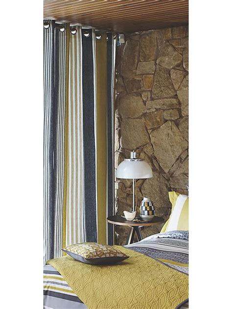 slat curtains scion lace stripe lined curtains 66x90 168x229cm slat