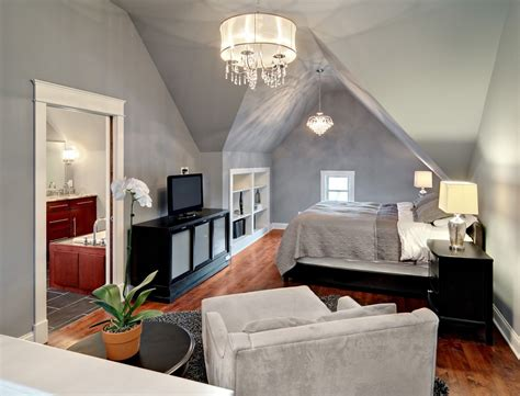 remodel bedroom ideas attic remodel to a bedroom and bathroom conversion design build pros