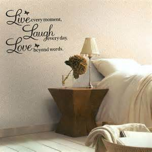 Bedroom Wall Decals Quotes best wall sticker quotes for bedrooms small room decorating ideas