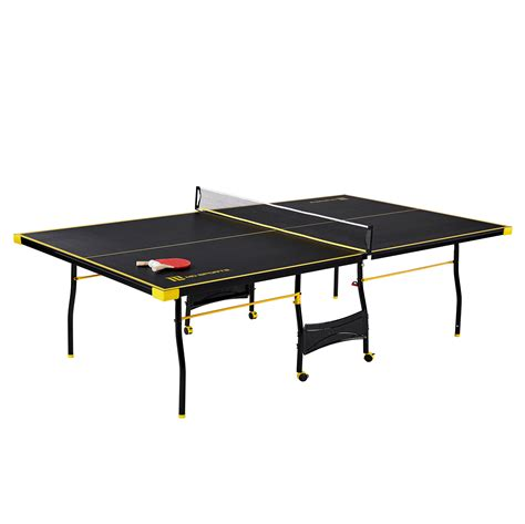 md sports standard size tennis table ping pong table parts list table designs