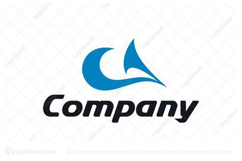 tsunami wave yacht logo
