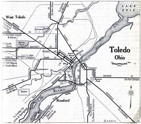 toledo usa map ohio maps perry casta 241 eda map collection ut library