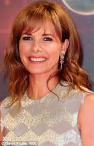darcey bussell earrings strictly darcey bussell ditches locks ahead of 45th birthday next month daily mail