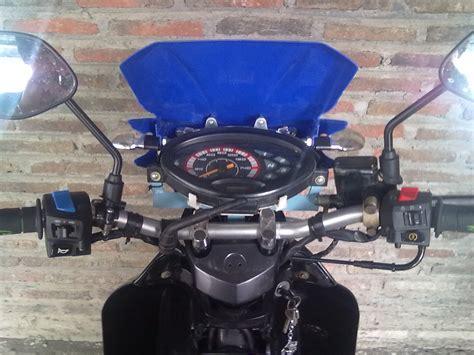 Stang Variasi Motor Setir Kc Honda Karisma review honda karisma 125 2005 by adhy motor getar yang cetar membahana roda2blog