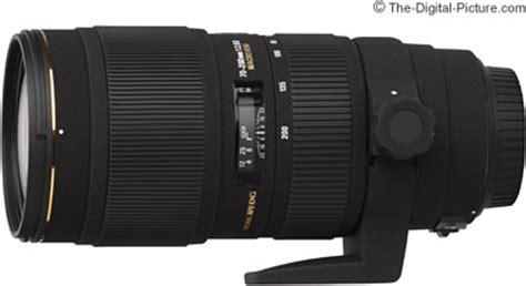 sigma 70 200mm f/2.8 ex dg hsm ii macro lens review
