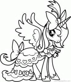 pony coloring my pony coloring page coloring home