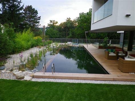 Gartengestaltung Mit Pool 2010 by Galerie Eolas Gartengestaltung