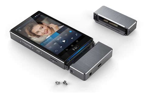 best audio player fiio x7 review a high end portable player for high