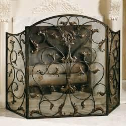 ashville fireplace screen