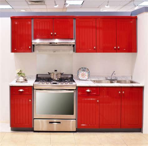 cocina modular alondra  challenge  mts roja