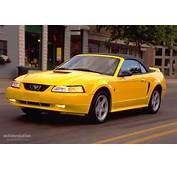 FORD Mustang Convertible Specs  1998 1999 2000 2001