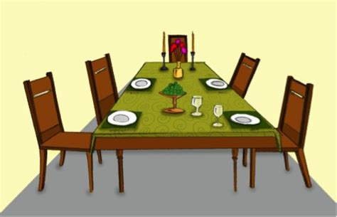 Formal Dining Room Design How To Set A Dinner Table Hometone
