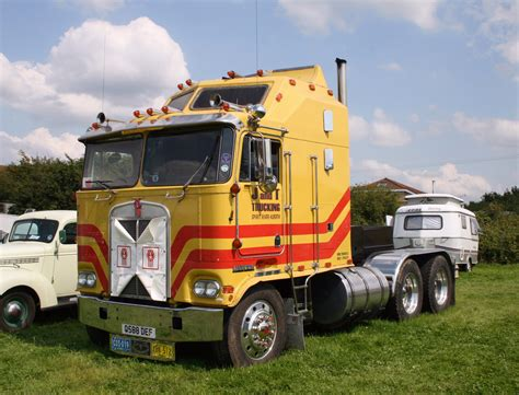 kenworth aerodyne truck kenworth k 100 aerodyne hobbydb