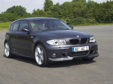 Bmw 1er Specs by 2005 Bmw 1er E87 Pictures Information And Specs