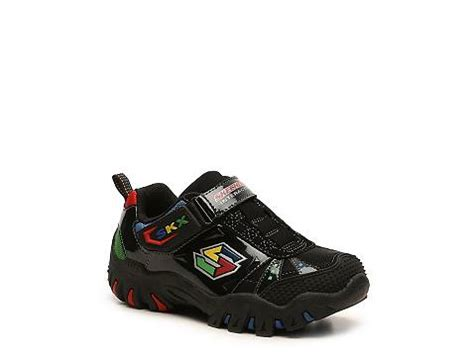 light up game shoes skechers game kicks interactive boys youth light
