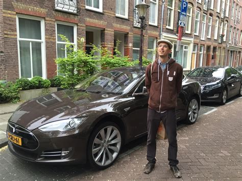 Tesla Car Company Owner Tesla Model S Owners Dropped On Their Cars Like Never