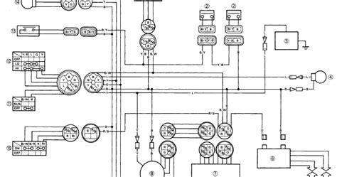 yamaha dt400 wiring diagram yamaha wiring diagram