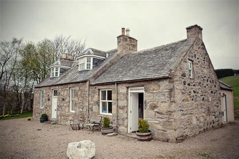 Cottages In Scotland Wedding Of The Week Scottish Countryside