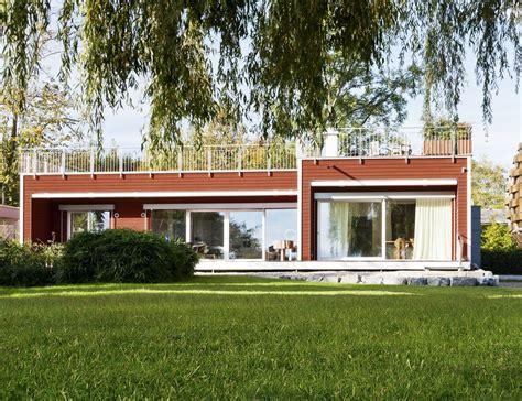 Baufritz Haus Am See by Bungalow Am See Baufritz Fertighaus Hausbaudirekt De