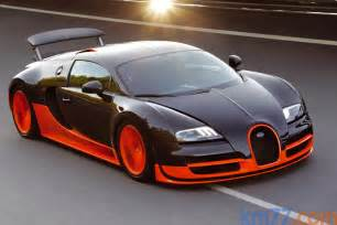 Bugatti Veyron Sports Bugatti Veyron 16 4 Sport Sets Land Speed Record At