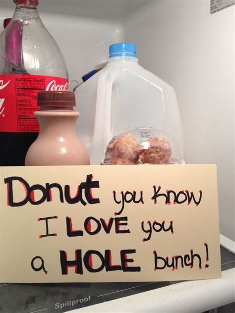 milk donuts and valentines on pinterest