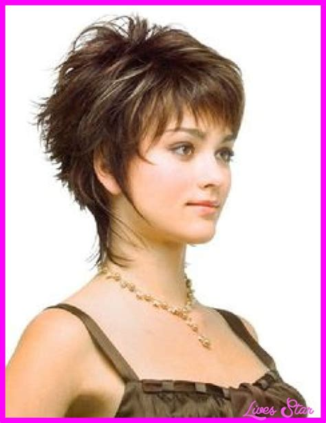 Layering Thin Fine Hairstyles | short layered haircuts for fine thin hair livesstar com