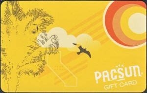 Pac Sun Gift Card - gift card pacsun yellow pacsun united states of america pacsun col us pac sv0601546a