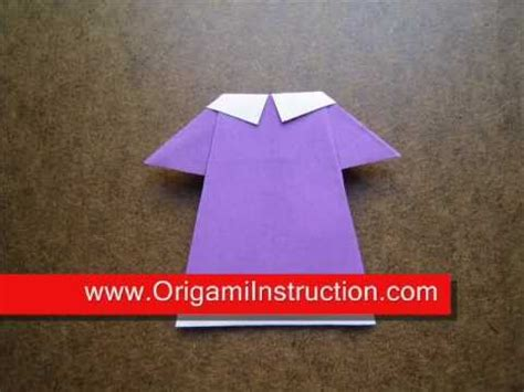 Origami For Clothes - origami origami baby clothes