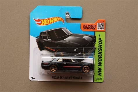 Hotwheels Datsun 240z Hw Workshop wheels 2014 hw workshop nissan skyline h t 2000gt x black