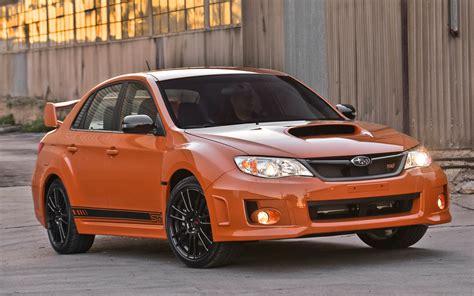 impreza subaru 2013 2013 subaru impreza wrx sti special edition first drive