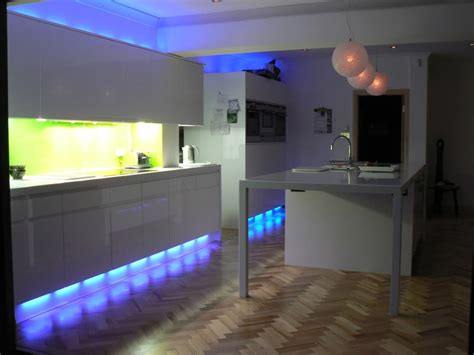 kitchen lighting ideas led gallery of led strip lights interior design inspirations