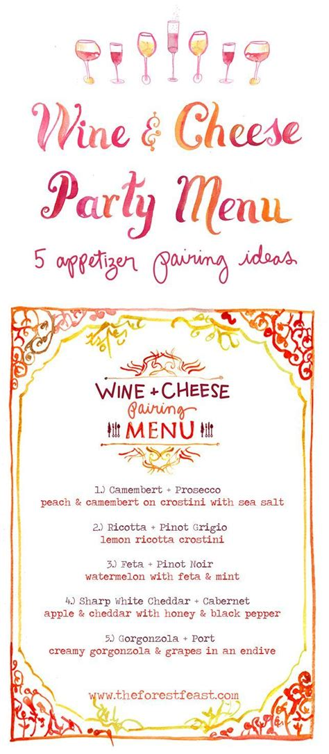 hosting a dinner menu 17 best images about wine ideas on wine