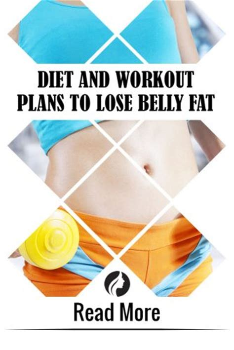 diet and workout plans to lose belly