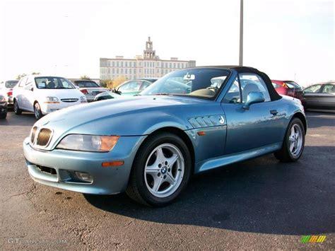 1997 bmw z3 1 9 specs 1997 atlanta blue metallic bmw z3 1 9 roadster 25710206