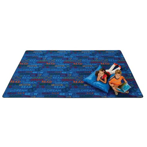 Reading Rug by Read To Pattern Rug