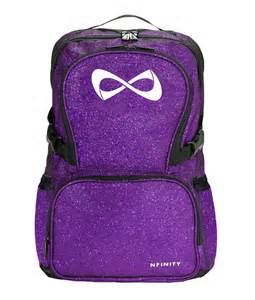 Infinity Cheer Backpacks Nfinity Sparkle Backpack W Embroidered Name My Epic Gear