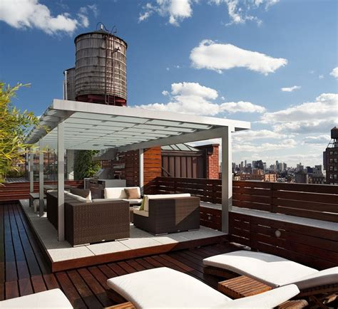 Rooftop Deck Design | rooftop deck design inspiration 2 coodet com
